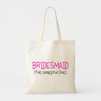Bridesmaid The Graceful One Bag