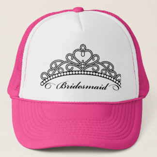 Bridesmaid Tiara Hat
