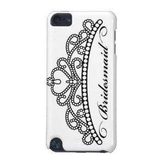 Bridesmaid Tiara iPod Touch Case