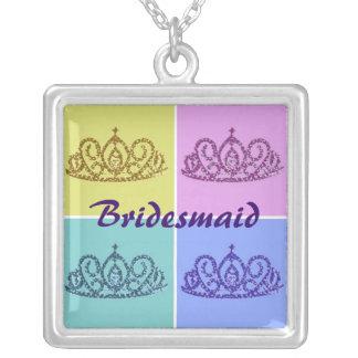 Bridesmaid/Tiara Pendants