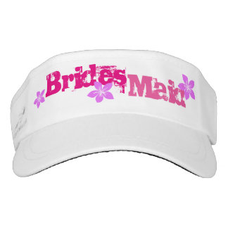 Bridesmaid Visor