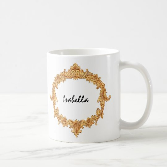 Bridesmaid Wedding Custom Name Sentiment V208 Coffee Mug