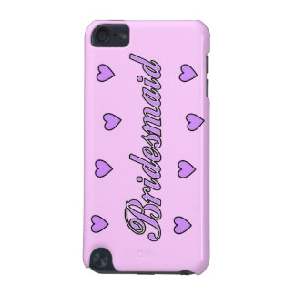 Bridesmaid Wedding Hearts iPod Touch (5th Generation) Covers