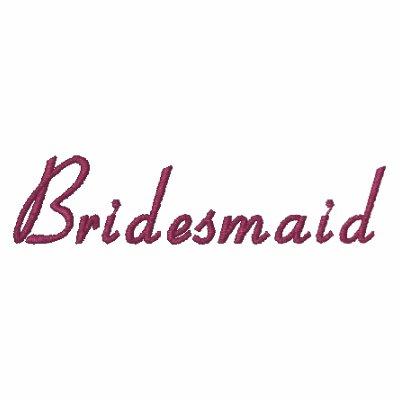 Bridesmaid Zip Hoodie