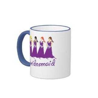Bridesmaids mug