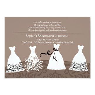 Bridesmaid's Lunch Invitation