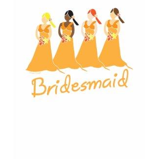 Bridesmaids T-shirt shirt