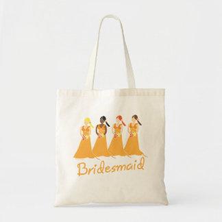 Bridesmaids Totebag Tote Bag