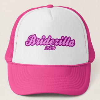 Bridezilla 2009 trucker hat