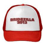 Bridezilla 2013 gorro