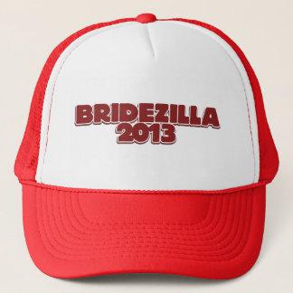 Bridezilla 2013 trucker hat