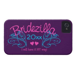 Bridezilla ANY year custom Blackberry case