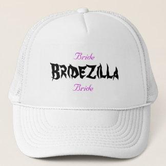 Bridezilla Bride Trucker Hat