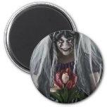 Bridezilla Fridge Magnet