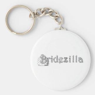 ♥ Bridezilla ♥ Keychain