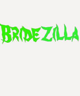 Bridezilla Playeras