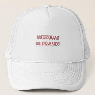 Bridezilla's Bridesmaids Trucker Hat