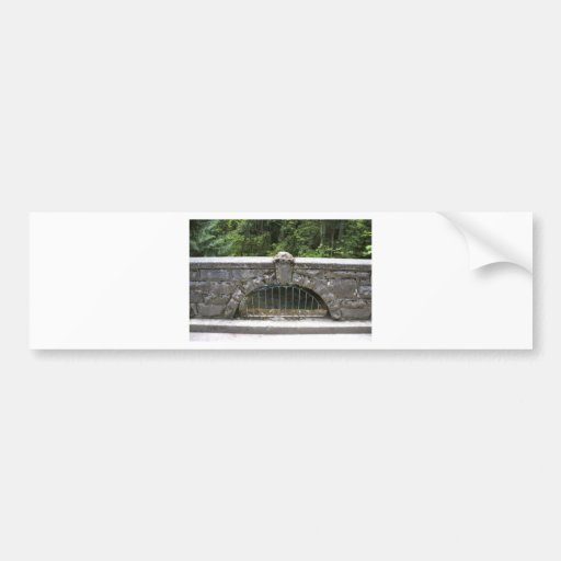 Bridge052309 Bumper Sticker