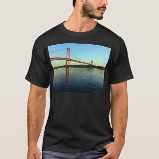 Bridge 25 of April, Lisbon, Portugal T-Shirt