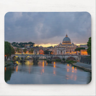 bridge-534334Saint Peter's Basilica Vatican Mouse Pad