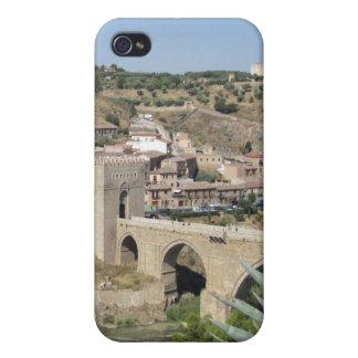 Bridge Across Toledo Spain for iphone 4 Case