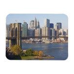 Bridge and Cityscape Flexible Magnets