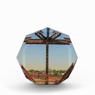 Bridge and Minneapolis Skyline Award