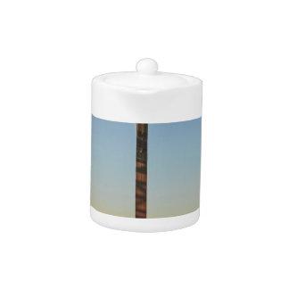 Bridge and Minneapolis Skyline Teapot