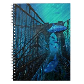 Bridge and Sharks Notebook