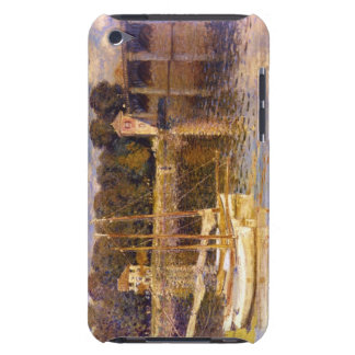 Bridge at Argenteuil by Claude Monet Barely There iPod Cases