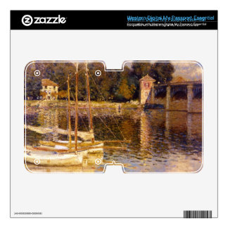 Bridge at Argenteuil by Claude Monet WD My Passport Skins