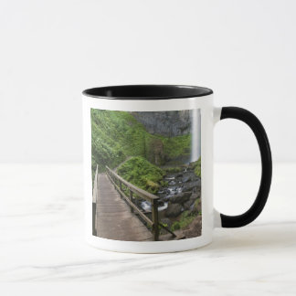 Bridge at Latourell Falls, Columbia River Gorge, Mug