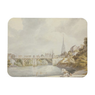 Bridge at Monmouth Magnet