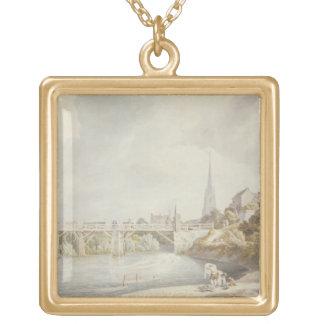 Bridge at Monmouth Pendant
