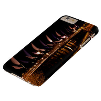 Bridge At Nighttime To Walk Across Barely There iPhone 6 Plus Case