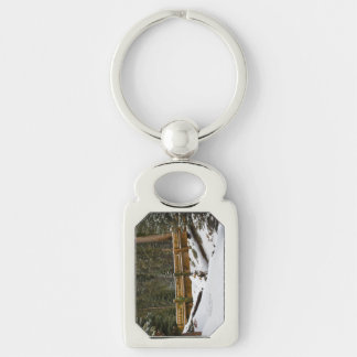 Bridge at Wuksachi Keychain