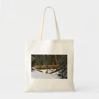 Bridge at Wuksachi Tote Bag