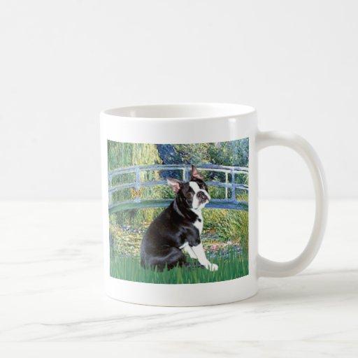 Bridge - Boston Terrier #4 Mugs