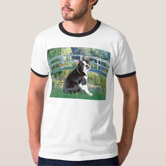 Bridge - Boston Terrier #4 T-Shirt