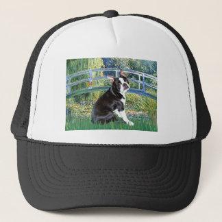 Bridge - Boston Terrier #4 Trucker Hat
