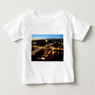 Bridge - bridge Luis I _Porto - Portugal Baby T-Shirt