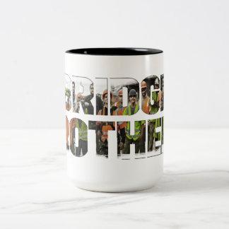 Bridge Brothers Mug with Lettering