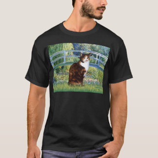 Bridge - Calico short haired T-Shirt