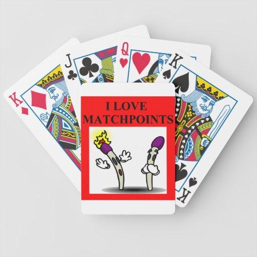 bridge card deck