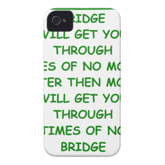 BRIDGE iPhone 4 Case-Mate CASE