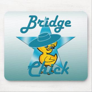Bridge Chick #7 Mouse Pad