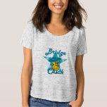 Bridge Chick #7 T-Shirt