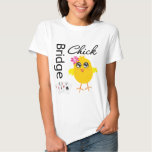 Bridge Chick T Shirts