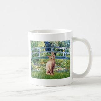 Bridge - Cream Sphynx cat Coffee Mug
