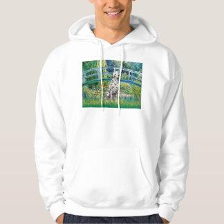 Bridge - Dalmatian Hooded Sweatshirt